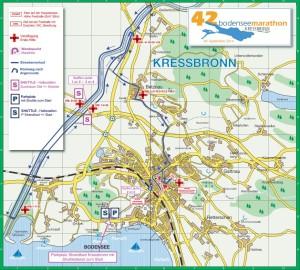 Pictogramm Streckenplan
