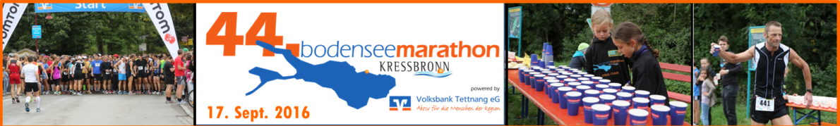 44. Internationaler Bodensee-Marathon