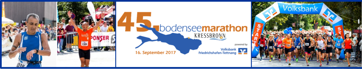 45. Internationaler Bodensee-Marathon