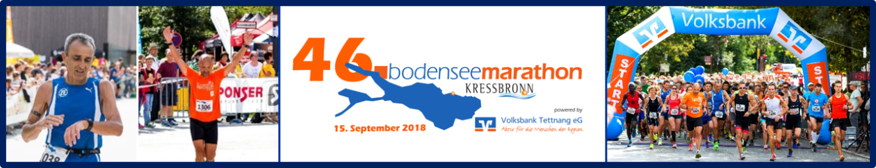 46. Internationaler Bodensee-Marathon