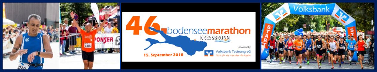 46. Internationaler Bodensee-Marathon